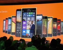 Microsoft представила новое обновление, Lumia Denim