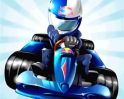 На Windows Phone появилась хитовая гоночная игра Red Bull Kart Fighter 3