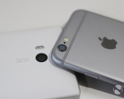 Lumia Icon vs. iPhone 6 — cравнение фотовозможностей