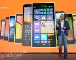 Lumia Denim — новая прошивка для Windows Phone-смартфонов Lumia