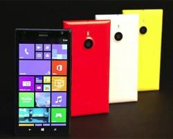 Nokia Lumia 1520 получает обновление Lumia Cyan