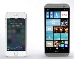 Siri vs. Cortana — Mirror Mirror (Видео)