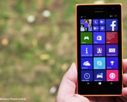 Nokia Lumia 735 — первые впечатления