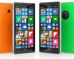 Компания Microsoft представила в Москве свои новинки: Lumia 730, Lumia 735, Lumia 830
