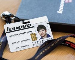Эштон Кутчер — звезда рекламы Lenovo Yoga 3 Pro