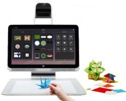 HP Sprout — моноблок с 3D-сканером представлен официально