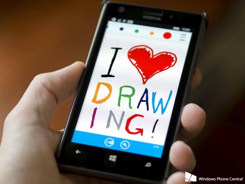 Skype с возможностью рисования