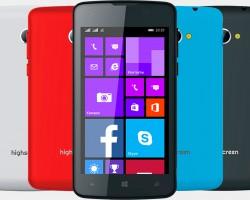 Смартфон Highscreen WinJoy поступил в продажу