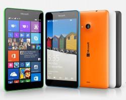 Microsoft Lumia 535 уже доступен для предзаказа