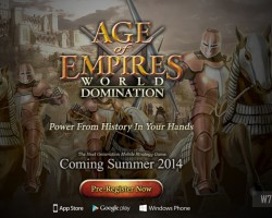 Релиз Age of Empires: World Domination для Windows Phone отложен до 2015 года