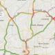 Карты Bing теперь показывают пробки на дорогах во всех странах