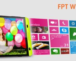 FPT Win— новый смартфон набазе Windows Phone8.1