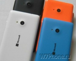 Масса «живых» фото первого (или всё-таки первых?) Microsoft Lumia…