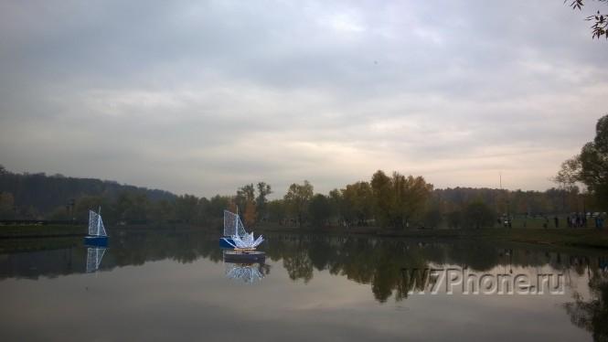 Пример фото Lumia830