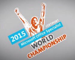 Объявлена дата проведения Microsoft Office Specialist 2015