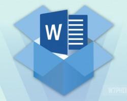 Dropbox для iOS обзавелся поддержкой MS Office