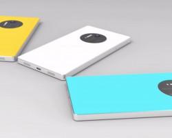 Концепт Microsoft Lumia 1030на базе Windows Phone10