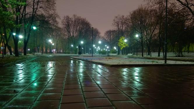 Lumia 830 - ночные фото