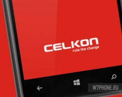 Индийская Celkon Mobiles выпускает свой первый WP-смартфон