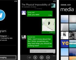 ВTelegram наWindows Phone появилась опция самоуничтожения аккаунта