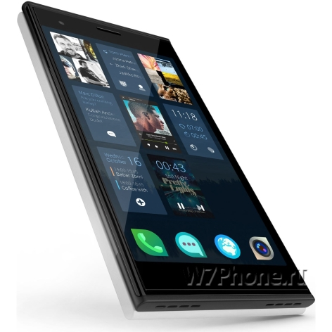 Смартфон Jolla на OS Sailfish-2