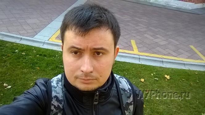 Сэлфи  Lumia 830