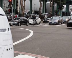 Microsoft наняла для своего кампуса роботов-охранников