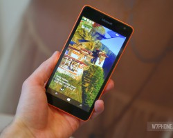 Microsoft представила Lumia 535 без бренда Nokia стоимостью в 7 000 рублей