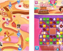 Gameloft выпустит на Windows Phone клон игры Candy Crush
