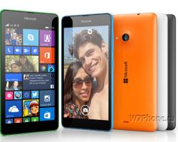 Microsoft Lumia 535: широкий набор инноваций по доступной цене