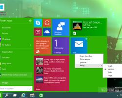 Эксперт: «В начале 2015 года может выйти Windows 10 Consumer Preview с поддержкой Cortana»