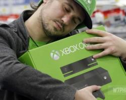 В Великобритании продана миллионная консоль Xbox One