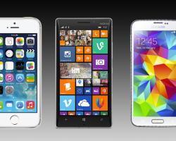 ВРоссии может полностью исчезнуть рынок флагманских смартфонов