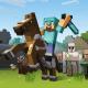 Большое обновление Minecraft для Xbox One и Xbox 360 – лошадки, фейерверки и прочее