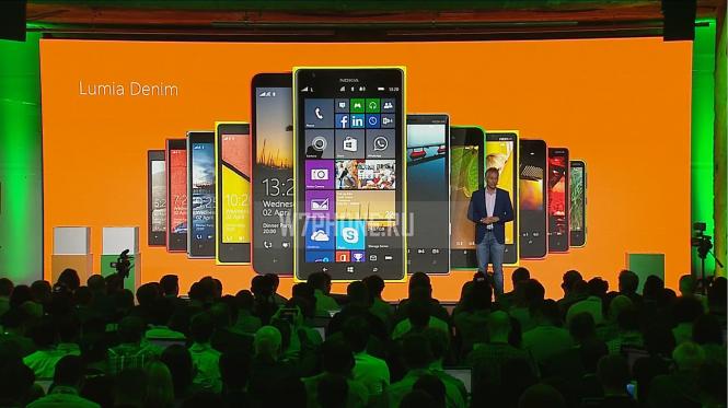 Обновление Lumia Denim стало доступным для многих пользователей в Китае