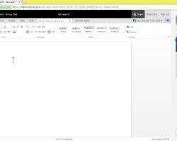 В Office Online добавлена поддержка Skype