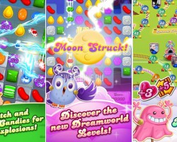 На Windows Phone вышла игра Candy Crush Saga