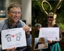 Билл Гейтс стал «тайным Санта-Клаусом» второй год подряд