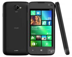 Lava Iris Win1— новое устройство набазе Windows Phone8.1