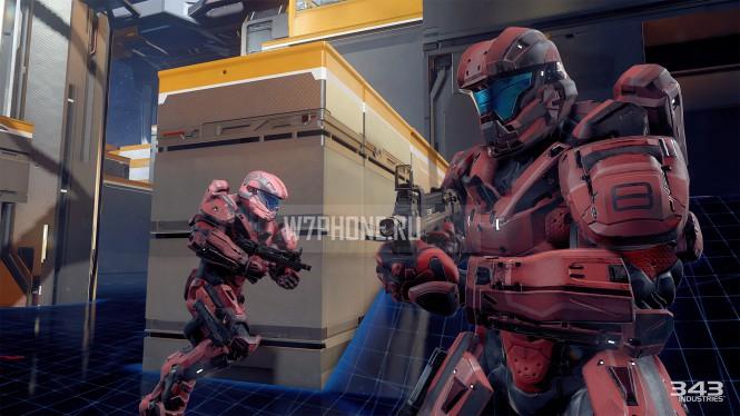 Сегодня начинается beta-тест Halo 5: Guardians