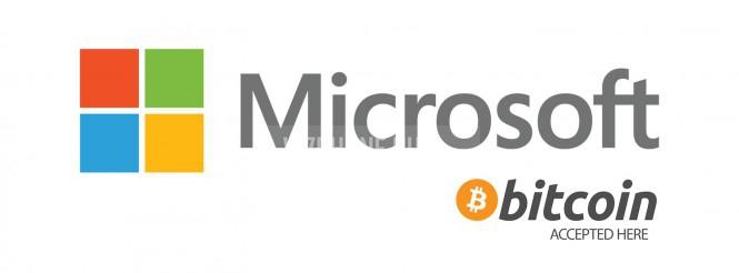 Биткоин и Microsoft