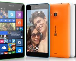 Розыгрыш Lumia 535 от Microsoft