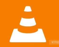Видео работы плеера VLC для Windows Phone