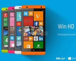 Смартфоны Win HD и Win Jr от BLU получили обновление Windows Phone 8.1.1