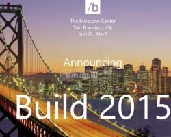 Регистрация BUILD 2015 открывается 22 января