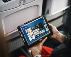 Alaska Airlines вводит аренду планшетов на время полета