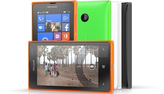 Microsoft представила Lumia 435 и Lumia 532