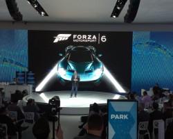 Анонсирована 6-ая часть гоночного симулятора Forza Motorsport