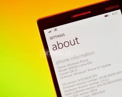 Собновлением Lumia Denim всё совсем печально