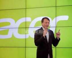 Гендиректор Acer подтвердил возврат к выпуску WP-смартофонов